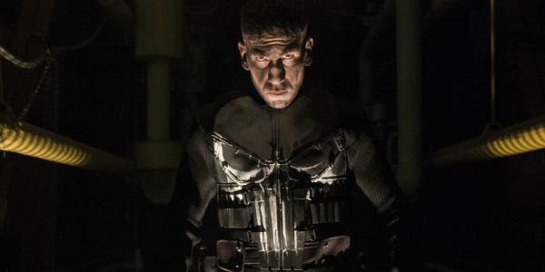 The Punisher Jon Bernthal Frank Castle Netflix