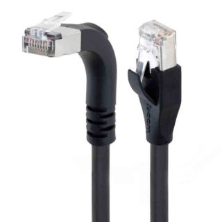 L-com Launches Cat5e Ethernet Patch Cords