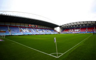 Wigan Athletic v Nottingham Forest – Sky Bet Championship – DW Stadium