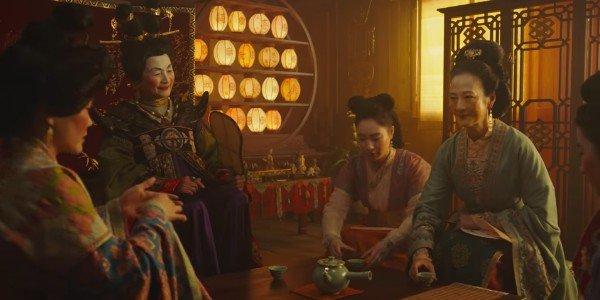 Mulan (2020) Trailer SCREENSHOT