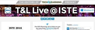 Today's Top 5 Trending Posts on ISTE 2016