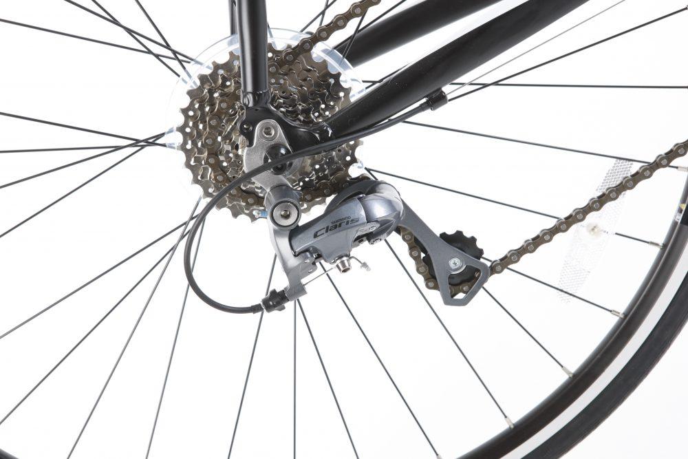 SHIMANO CLARIS R2000-SS 8-SPEED SHORT CAGE ROAD REAR BICYCLE DERAILLEUR