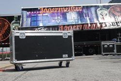 Grundorf Supplies Cases And Racks For Jagermeister Tour