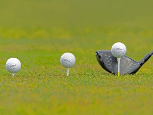 how high to tee your ball in the wind