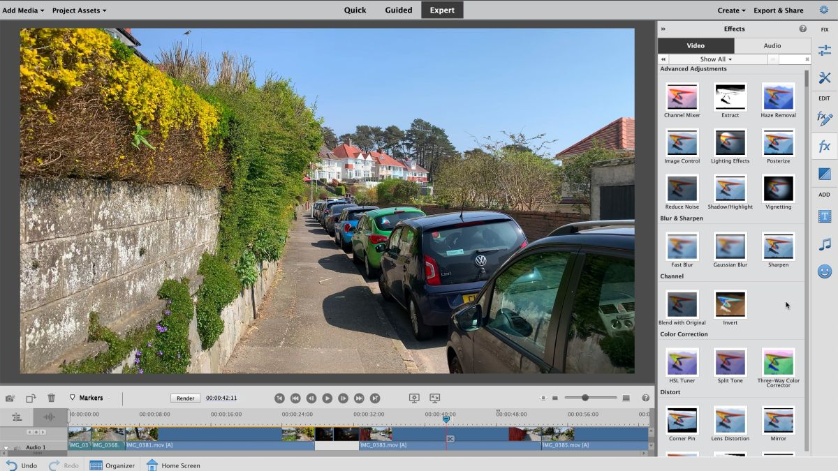 Adobe Premiere Elements 2020 review