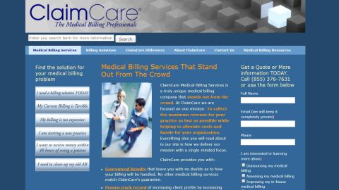 ClaimCare Medical Billing Services