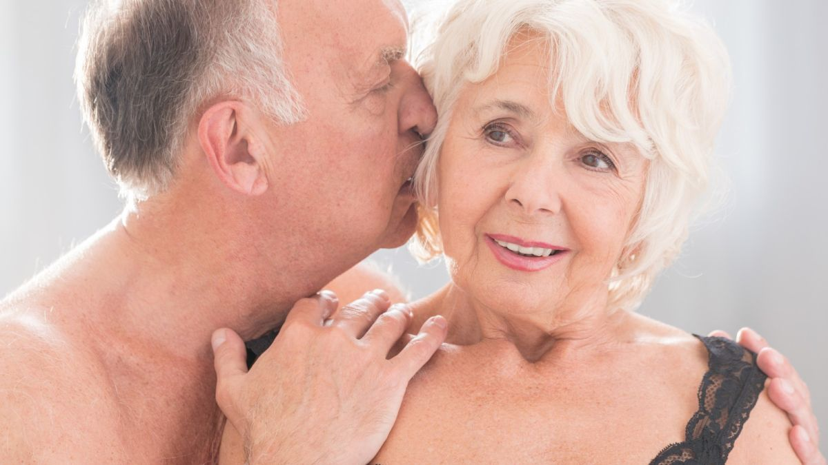 Older people bust myths about sex after 50 in celebration of National Orgasm Day