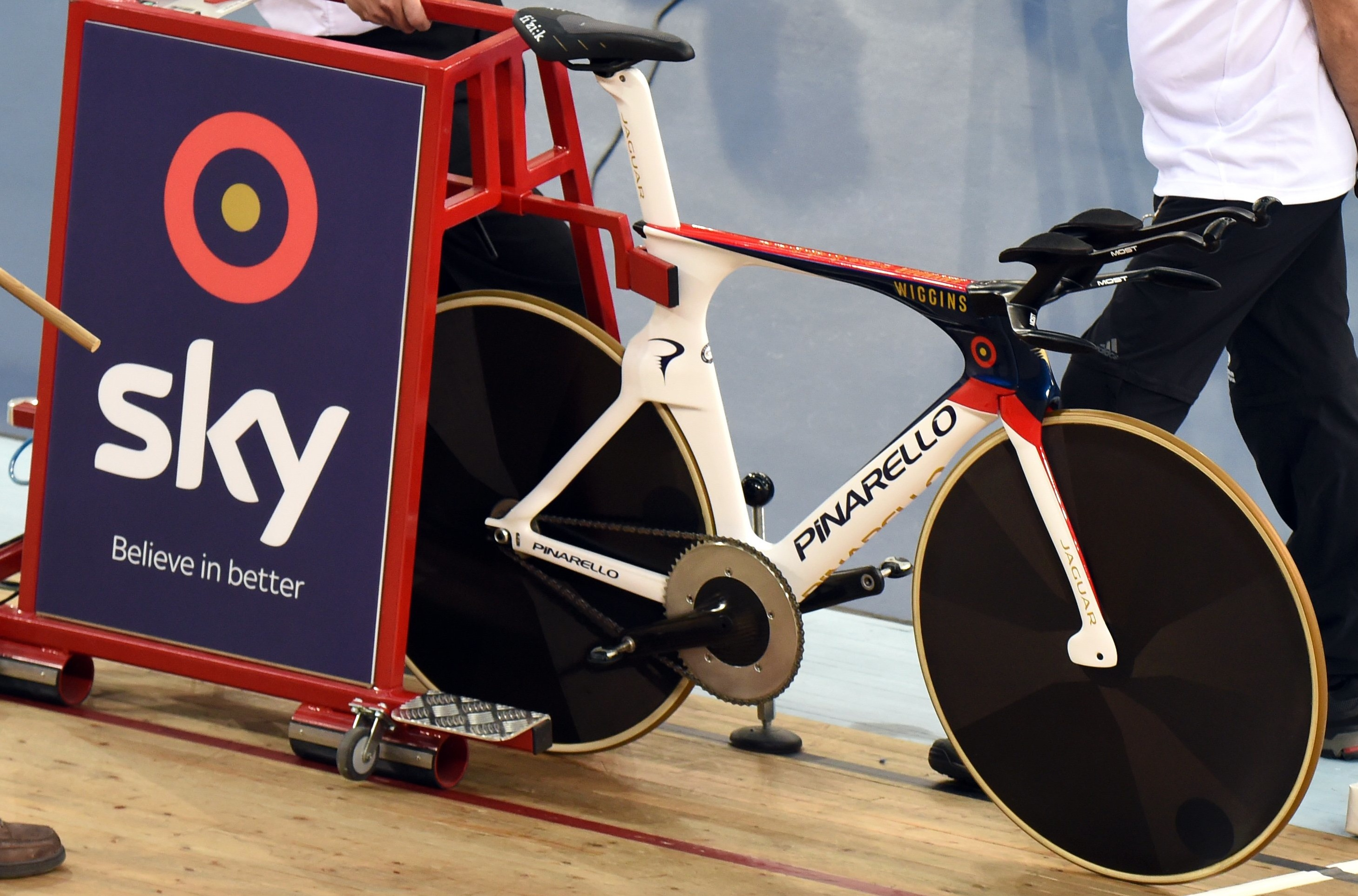 Record Breaking Bikes Move To New Home Cycling Weekly