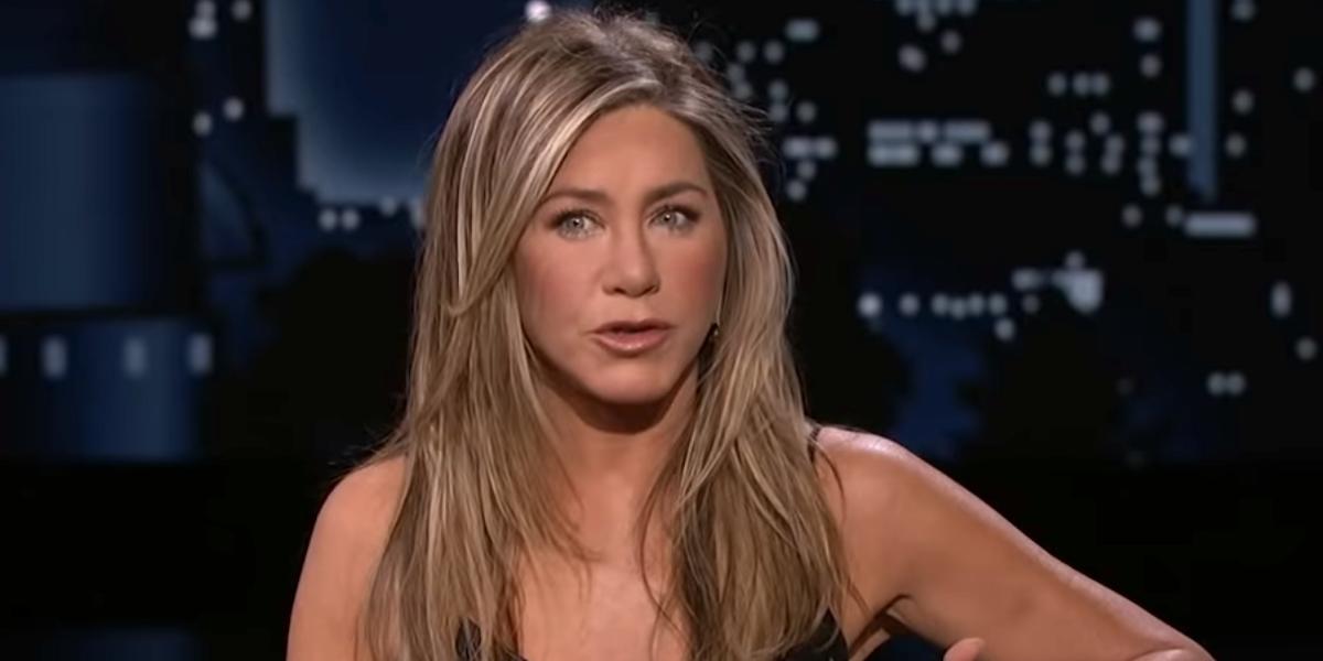 The Morning Show's Jennifer Aniston Reveals Why She's Skipping The Emmys This Year
