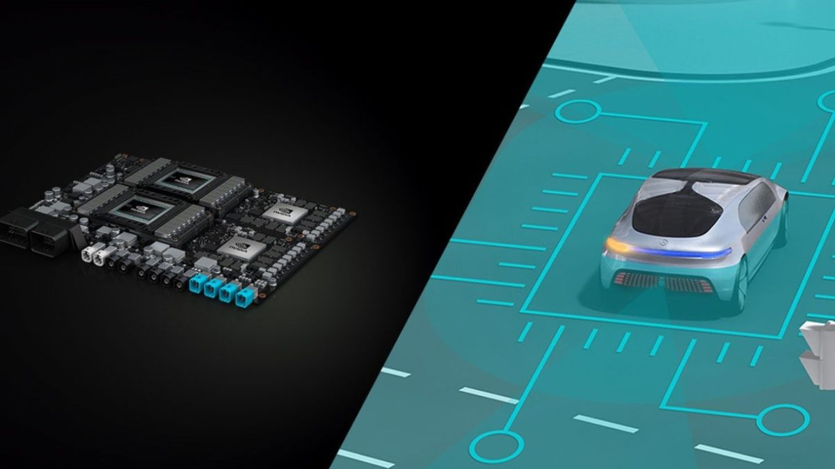 Your next driverless Uber will be powered by Nvidia hardware