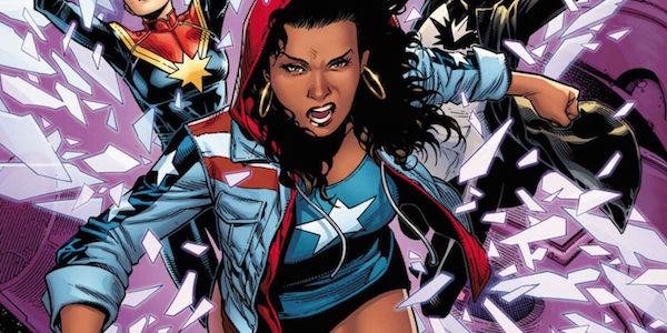 America Chavez comics image