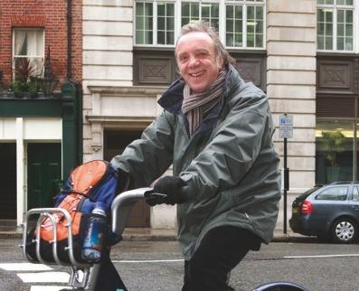 Keith Bingham 2011