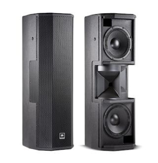 HARMAN's JBL Professional CWT128 Loudspeaker Provides Wide-Angle Coverage