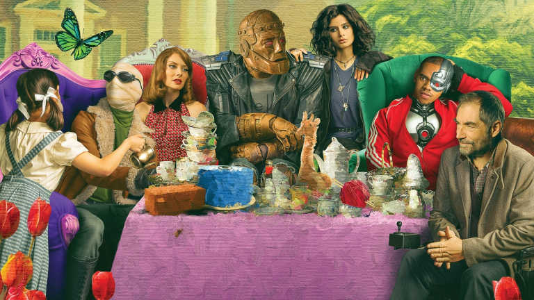 How To Watch Doom Patrol Season 2 Online Stream Every New Episode Today Techradar