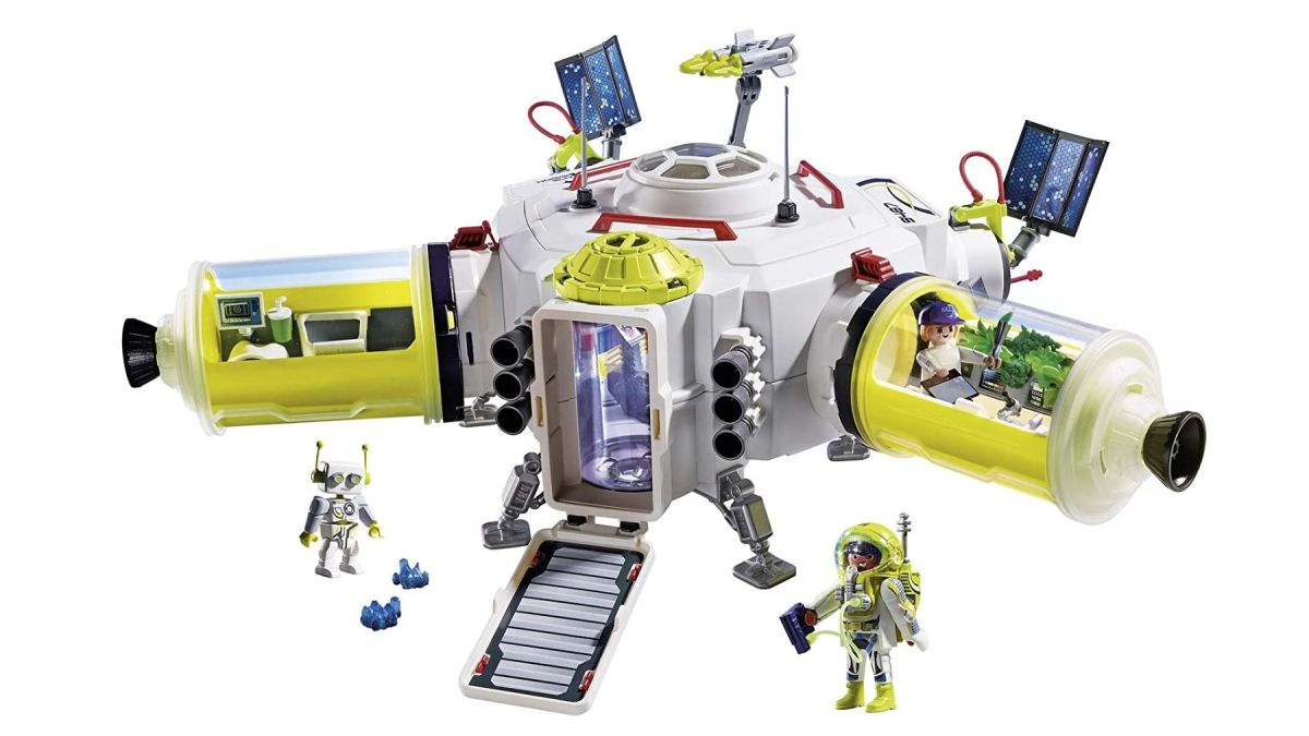 Playmobil Mars Space Station achieves cosmic Black Friday sale - Space.com