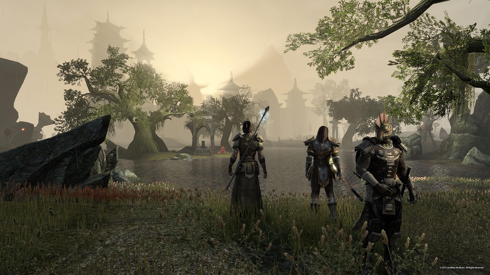 Elder Scrolls Online Beta Returns Today, NDA Still In Effect #30283
