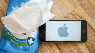 How to disinfect your iPhone and iPad