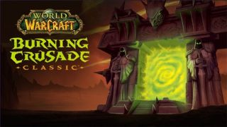 A WoWhead Screenshot Of A Battle.Net Ad For World Of Warcraft Burning Crusade Classic