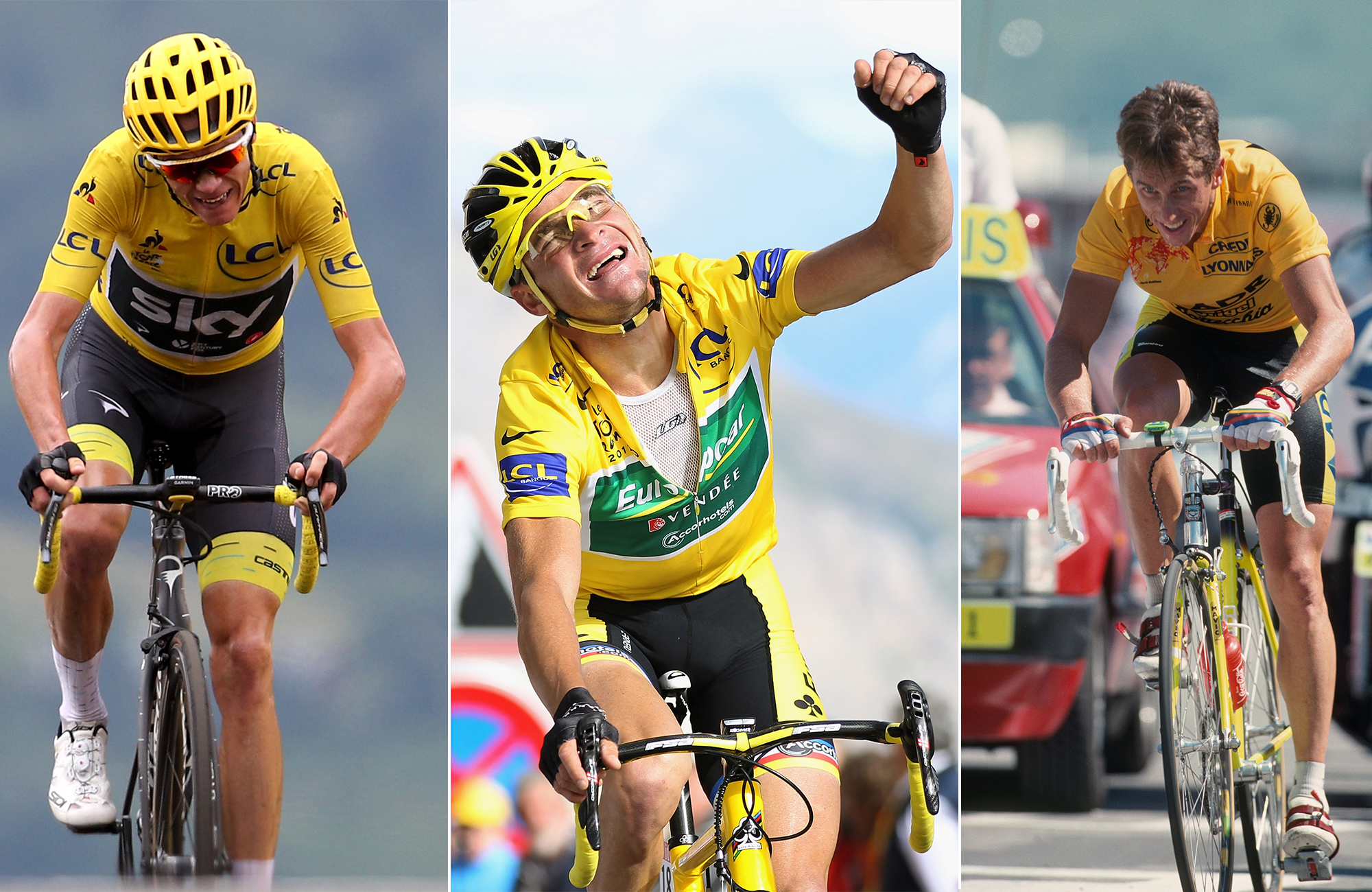 100 years after the first yellow jersey, what makes it one of ...