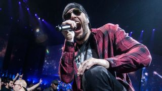 M Shadows from Avenged Sevenfold