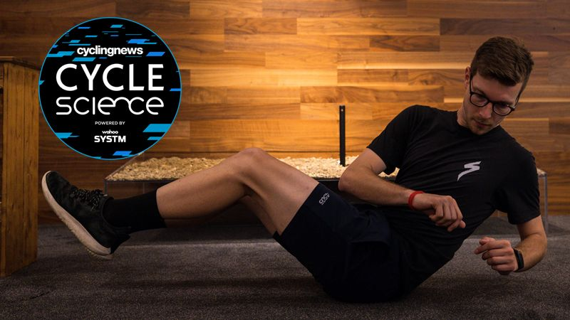 Six at-home cycling strength exercises for activation and injury prevention