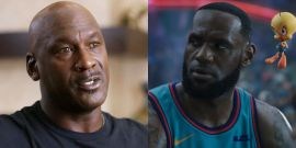 How Michael Jordan's The Last Dance Was Almost Referenced In Space Jam: A New Legacy