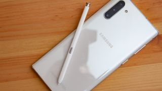 Galaxy Note 20 could surpass the Galaxy Note 10 (pictured above)