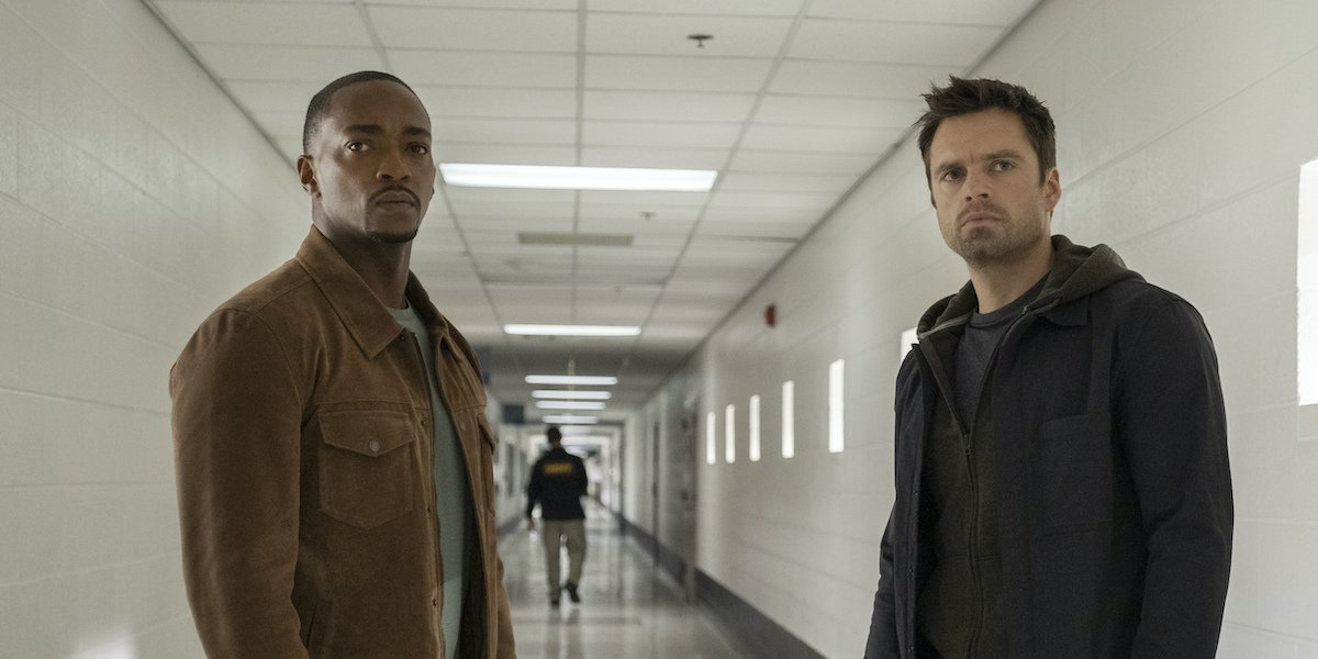 The Falcon And The Winter Soldier Just Screened Footage, Here's What Critics Are Saying