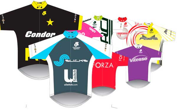 revolution, track, track race, team jersey
