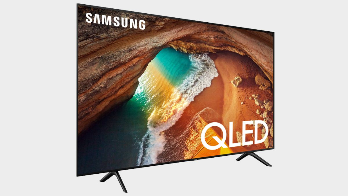 Get a $250+ discount on this Samsung 2019 QLED TV, which is excellent for gaming