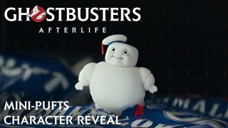 The Mini-Puft from Ghostbusters: Afterlife