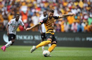 Kaizer Chiefs defender Daniel Cardoso