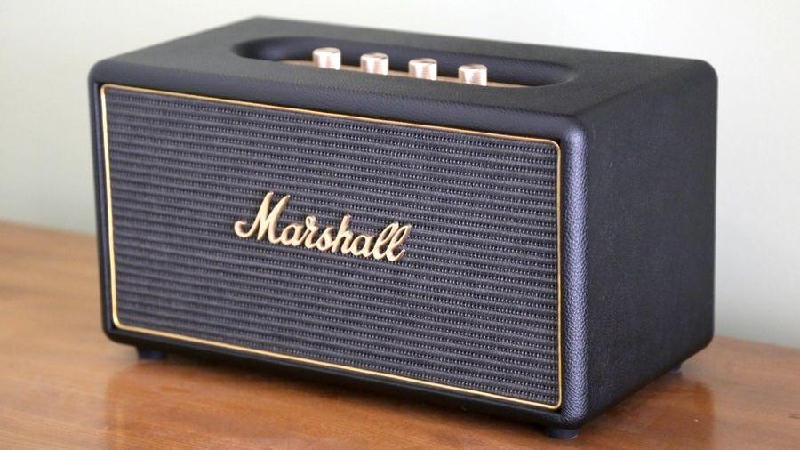 Marshall Stanmore Multi Room Speaker Review Techradar