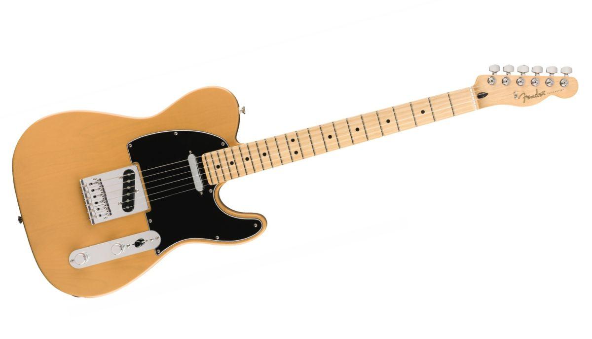 Fender's new ltd ed Blonde Player Tele delivers affordable '51 Nocaster tones