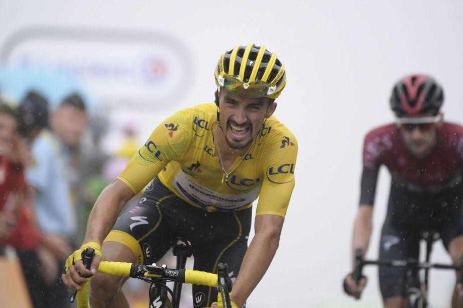 Tour De France 2020 Stage 15 Julian Alaphilippe focused on Tour of Flanders not Tour de France