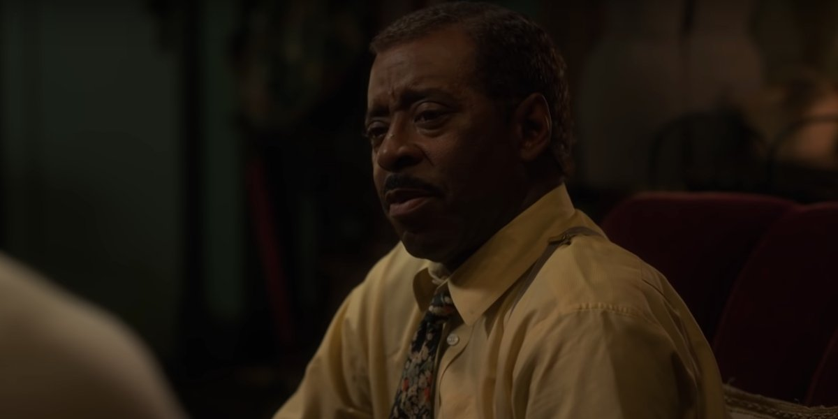 Courtney B. Vance on Lovecraft Country