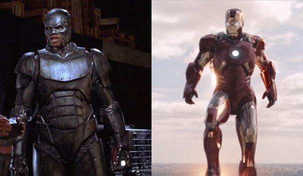 Steel Shaquille O'Neal Iron Man The Avengers