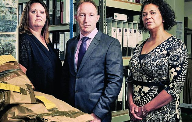 This latest in a strand of one-off documentaries goes behind the scenes at Thames Valley Police's Major Crime Unit