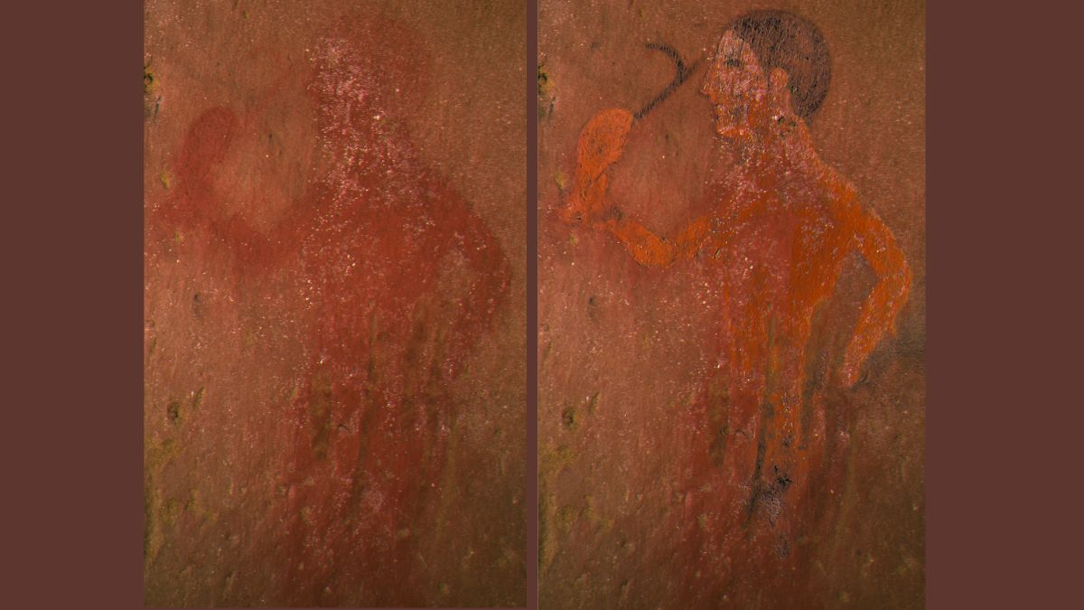 Hidden scenes in ancient Etruscan paintings revealed - Livescience.com