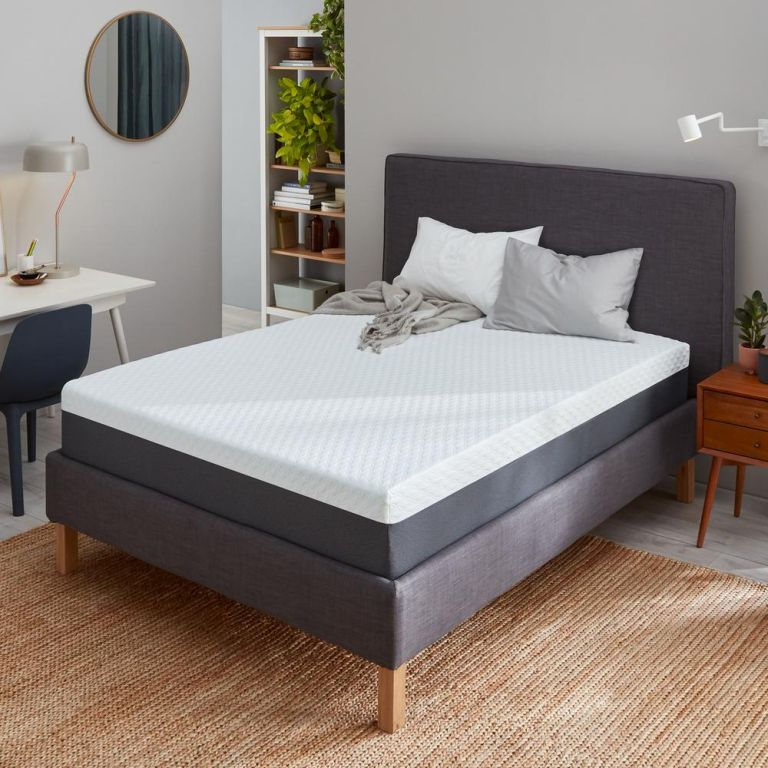 12in. Medium Memory Foam Tight Top Queen Mattress