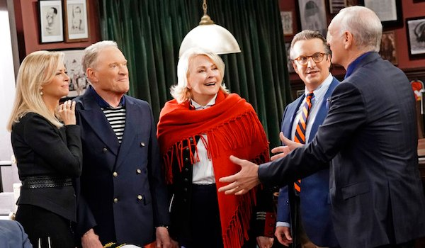 murphy brown characters happy to see jim