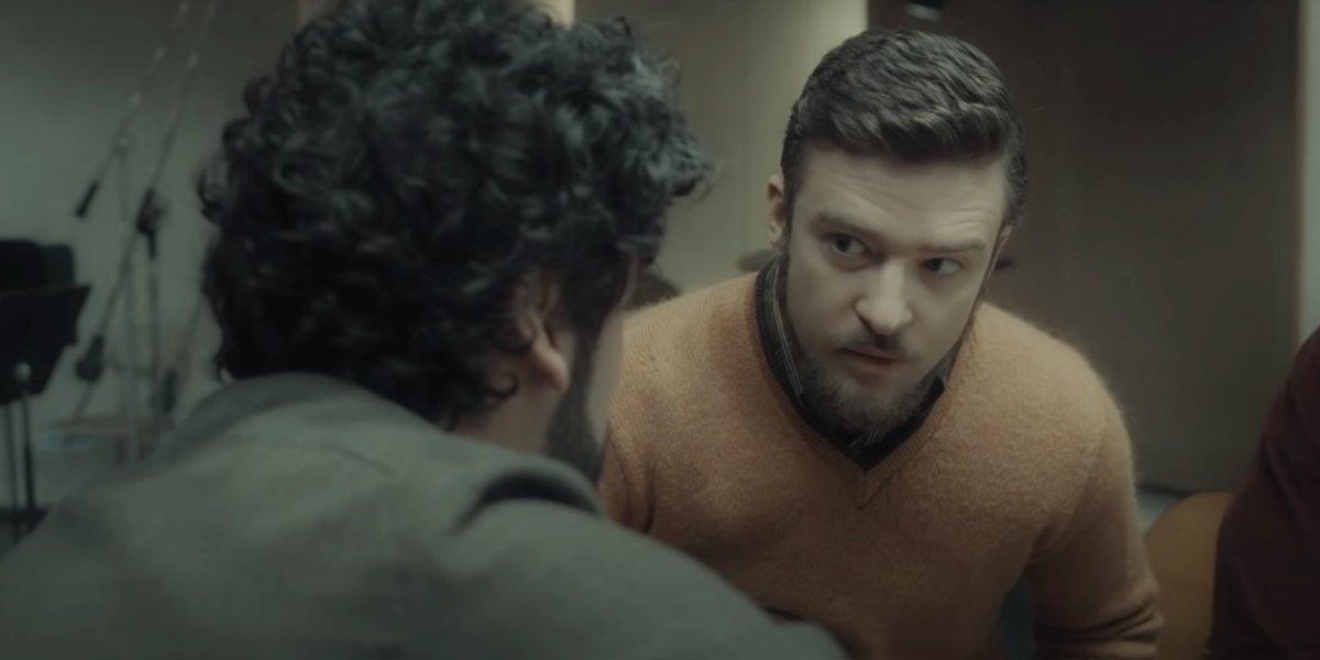 Justin Timberlake in Inside Llewyn Davis
