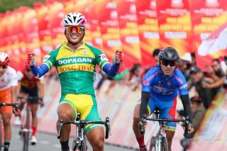 HTV Cup: Tran Tuan Kiêt claims stage 16 victory in Da Lat