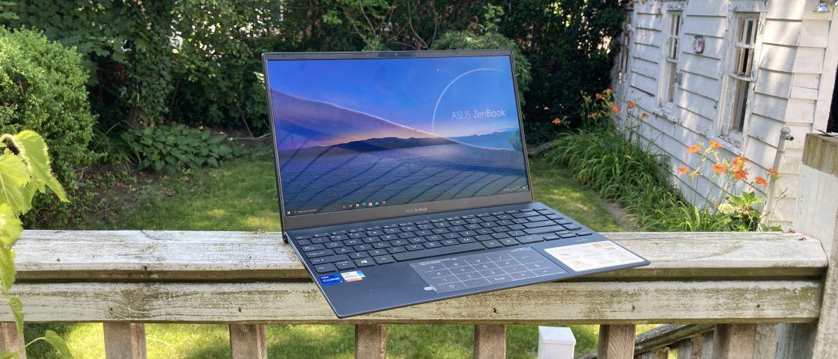 Asus Zenbook 13 (UX325) OLED review