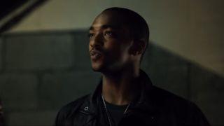 Anthony Mackie Real Steel trailer screenshot
