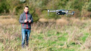 Schutz vor Drohnen