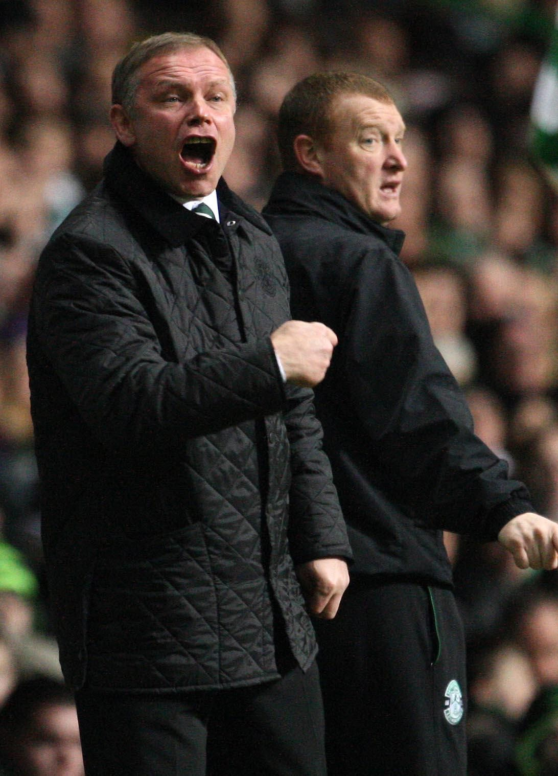 John Hughes and Brian Rice handed SFA disciplinary charges for referee comments