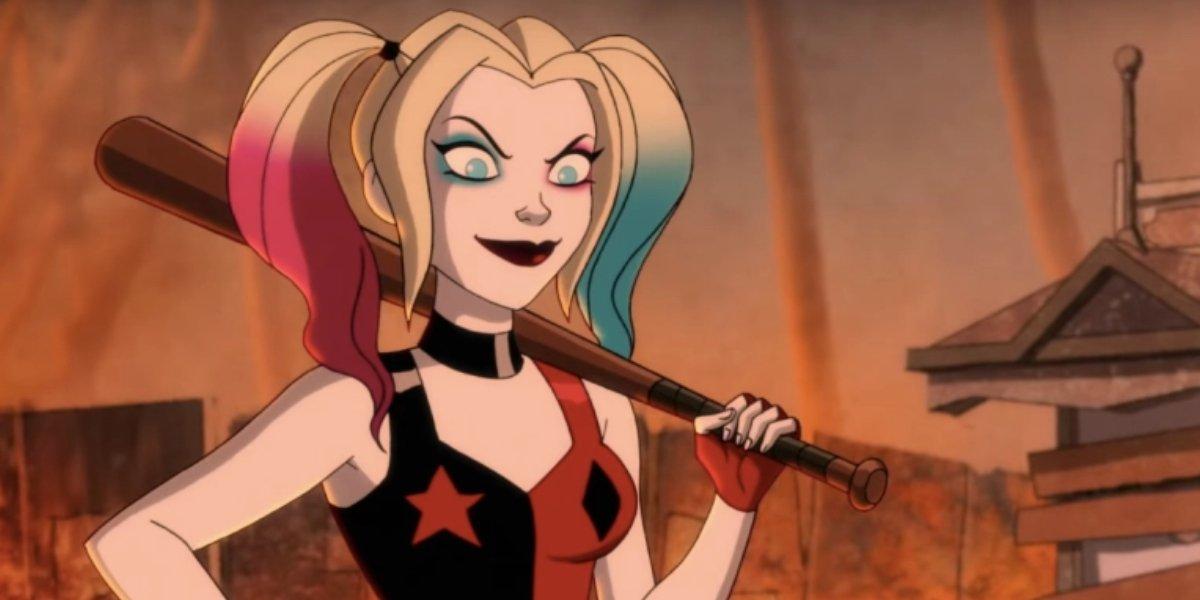 Kaley Cuoco on Harley Quinn