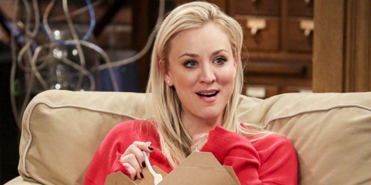 The Big Bang Theory's Kaley Cuoco Recreates A Classic Penny And Sheldon Scene