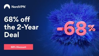 NordVPN vpn deal 68 off